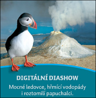 Diashow Island - horká země s ledovou tváří
