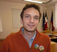 Tomáš Černý s plackami