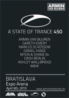 A State Of Trance 450 Bratislava - Report
