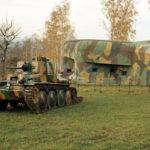 """Slavnostní otevření pěchotního srubu N-S 84 """"Voda"""" v Náchodě-Bělovsi"""