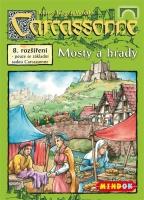 Carcassonne: Mosty a hrady (8. rozšíření)