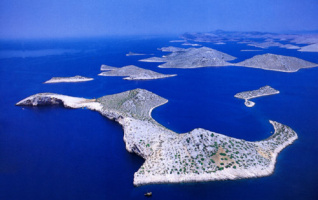 Kornati ? ostrovy pro Robinsony