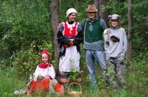 Pohádkový les v Palučinách