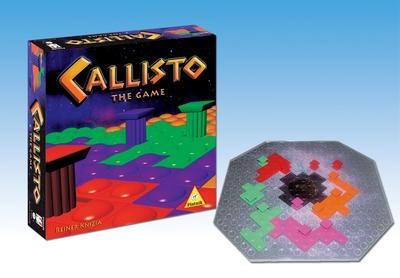 Desková hra - Callisto