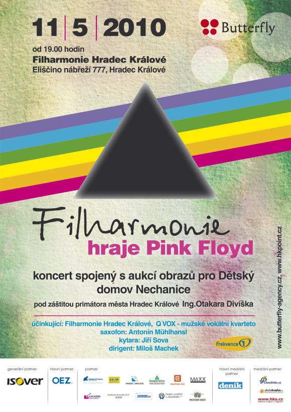 Filharmonie hraje Pink Floyd