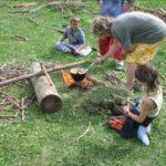 Letní dětský tábor v Bílé Lhotě