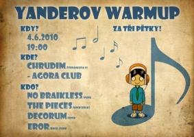 YANDEROV WARMUP