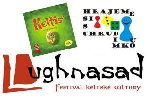 Hra Keltis míří na festival keltů Lughnasad