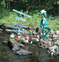 Ze života řeky
