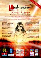 Program Festivalu keltské kultury LUGHNASAD