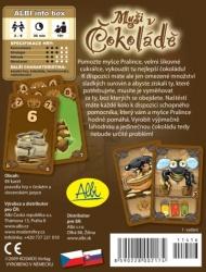 Novinka - Karetní hra Myši v čokoládě od ALBI