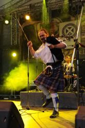 Skotské hry, foto: Jaromír Zajíček (c) 2009 www.FotoZajda.cz