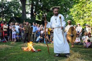 Festival keltské kultury LUGHNASAD, foto: Jaromír Zajíček - www.FotoZajda.cz