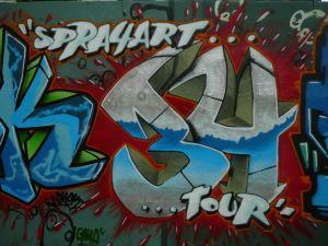 Hledáme autora grafity