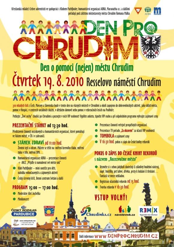 Den pro Chrudim