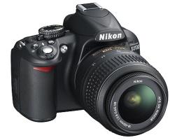 Nikon novinky: Amatérská zrcadlovka D3100