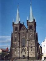 Chrudim - Kostel Nanebevzetí Panny Marie