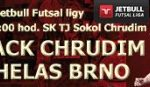 FK ERA-PACK Chrudim versus Kajot Helas Brno