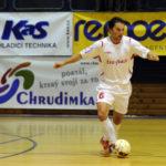 Futsalisté ERA-PACKU zvítězili s desítkou ve skóre