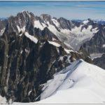 Tour du Mont Blanc a Mont Blanc – střecha Evropy nejen shora