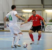 UEFA Futsal Cup, foto: Jaromír Zajíček - www.FotoZajda.cz