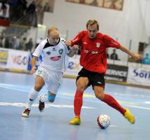UEFA Futsal Cup, foto: (c) 2010 Jaromír Zajíček www.FotoZajda.cz