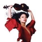 Řítí se k nám bouře v podání světové houslistky Vanessy-Mae