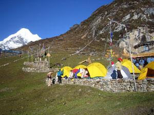 Himalájský trek