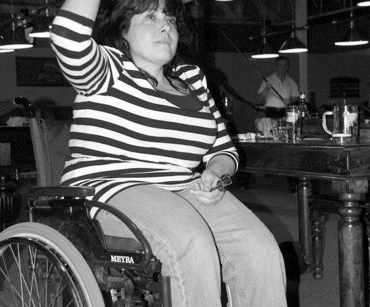 Šipkařský amatérský turnaj pro vozíčkáře a choďáky