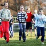 Atletický den pro předškoláky
