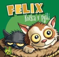 Desková hra Felix - kočka v pytli
