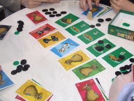 Karetní hra Felix - kočka v pytli