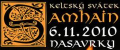 Keltský svátek Samhain v Nasavrkách