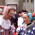 Folklor v chrudimském divadle