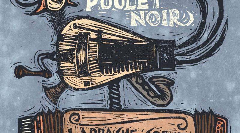 Křest debutového alba Le Poulet Noir