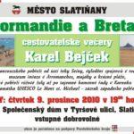 49. cestovatelský večer ve Slatiňanech
