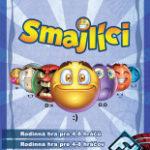 Smajlíci – zábavná rodinná hra nabitá emocemi
