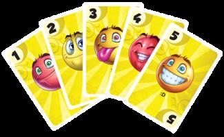 Smajlíci - zábavná rodinná hra nabitá emocemi