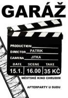 Premiéra filmu GARÁŽ