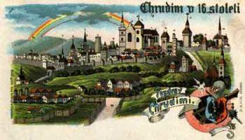 Chrudim v 16. století
