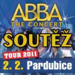 Soutěž o vstupenky na ABBA the concert