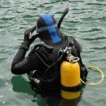 V lomu Leštinka u Skutče se utopil potápěč
