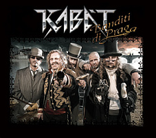 KABÁT: Banditi di Praga Tour 2011