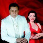 Vadim Ananev a Svetlana Mareeva