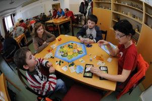 Hrajeme si s Chrudimkou - foto z herny (Jaromír Zajíček - FotoZajda.cz)