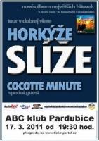 Horkýže slíže v pardubickém klubu ABC