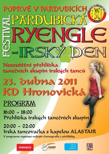 Pardubická ryengle - Irský den