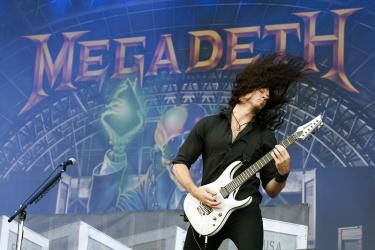 Megadeth, foto: (c) 2010 Jaromír Zajíček - FotoZajda.cz