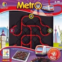 Metro - další novinka z řady SMART Games
