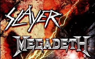 Slayer & Megadeth - European Carnage Tour